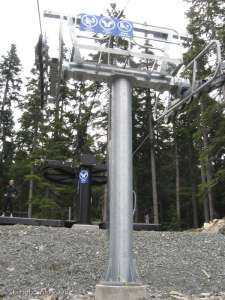 Jump Lift-Top Station