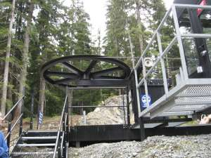 Jump Lift-Return Station