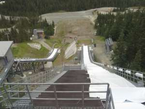 Whistler Olympic Park-Big Jump
