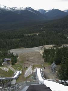 Whistler Olympic Park-The View