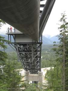 Whistler Olympic Park-Jump Structure