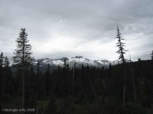 Whistler Olympic Park-Mountains
